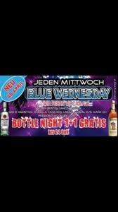 Blue Wednesday@Partymaus