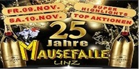 25 Jahre Mausefalle Linz@Mausefalle