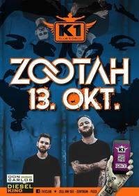 Zootah live@K1 CLUB