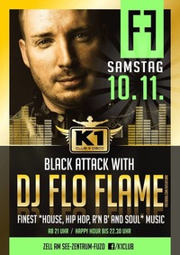 Black Attack with DJ FLO FLAME - Hip Hop & R'n'B!