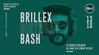 Brillex's Birthday Bash@GEI Musikclub