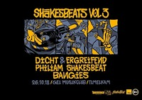 Shakesbeats Vol. 3 Dicht&Ergreifend@GEI Musikclub