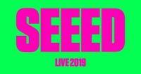 SEEED - LIVE 2019@Wiener Stadthalle
