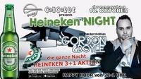 Heineken NIGHT@Discothek Concorde