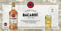 Discover Bacardi Cuatro@GEI Musikclub