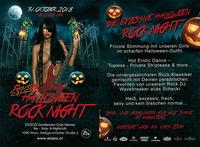 EXZESS! Halloween Rock Night@Exzess! Gentlemen-Club Vienna