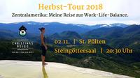 Zentralamerika: Meine Reise zur Work-Life-Balance@Steingöttersaal
