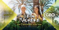 Leon Machere live