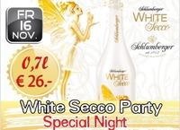 White Secco Party@Partymaus Wörgl