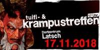 6.Tuifl - & Krampustreffen in Latsch@Dorfzentrum
