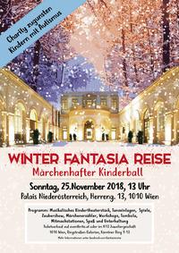 Märchenhafter Kinderball - Winter Fantasia Reise@Palais Niederösterreich