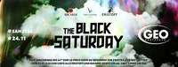 The black Saturday@GEO