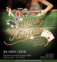 Maturaball der HAK Vöcklabruck 2018 - Casino Royal