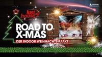 Road to X-Mas - Der Indoor Weihnachtsmarkt mit Rudy MC@Lusthouse