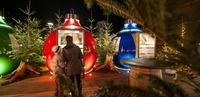 Weihnachtmarkt Meran@Statdzentrum Meran