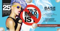 1€ Party - Weil's bald verboten ist@BASE