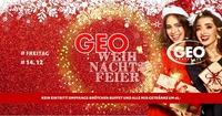 Die GEO Gäste Weihnachtsfeier@GEO