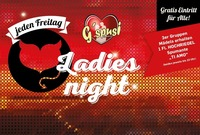 Ladies Night@G'spusi - dein Tanz & Flirtlokal
