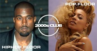 2000s Club mit HIPHOP.floor hosted by 808Factory@The Loft