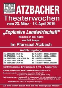 Atzbacher Theaterwochen 2019