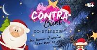 Die große U4 Weihnachtsfeier/contra.bunt