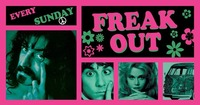 "FREAK OUT - ""It started in the Sixties""@Fledermaus"