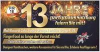 13 Jahre Partymaus Salzburg@Partymaus