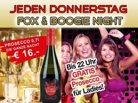 FOX & Boogie Night@Mausefalle