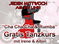 Gratis Tanzkurs Cha Cha Cha und Langsamer Walzer