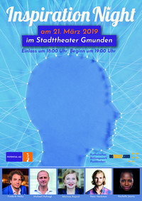 Inspiration Night Gmunden@Stadttheater Gmunden