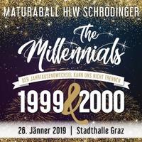 The Millennials - Maturaball der HLW-Schrödinger@Stadthalle Graz