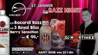 Razz Night | DJ Martinez@Discothek Concorde