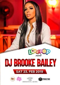 Lollipop meets Brooke Bailey