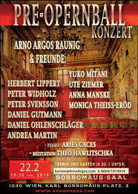Pre–Opernball–Konzert 2019@Borromäus-Saal