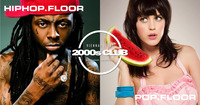 2000s Club mit HIPHOP.floor hosted by 808Factory + 2010s Club Floor@The Loft