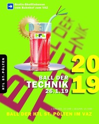 HTL Ball der Technik 2019