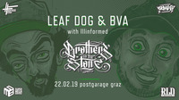 Leaf Dog, BVA & Illinformed aka Brothers of the Stone // GRAZ@Postgarage