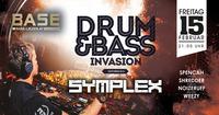 Drum & Bass Invasion pres. Symplex@BASE