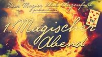 Zaubershow des Magier Klub Klagenfurt@Volxhaus - Klagenfurt