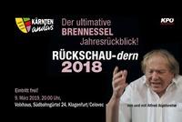 Rückschau-dern mit Alfred Aigelsreiter@Volxhaus - Klagenfurt