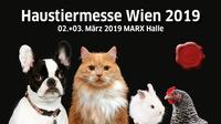 Haustiermesse Wien 2019@Marx Halle