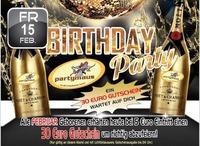Birthday Party@Partymaus Wörgl