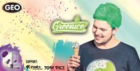 Purple Panda presents: Greenice live im Geo