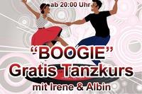 Gratis Tanzkurs - Boogie