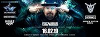 Dr. Peacock - Acid Bomb Album Tour@Excalibur