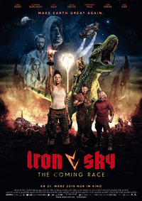Szene1 Vorpremiere IRON SKY 2 - The Coming Race@Hollywood Megaplex
