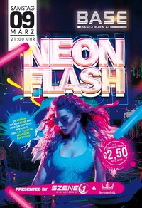 NEON FLASH@BASE