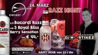 Razz Night | DJ Martinez