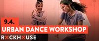 Urban Dance Workshop - Rockhouse Academy@Rockhouse