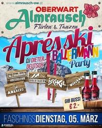 Après-Ski Ballermann Party@Almrausch
